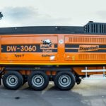 Doppstadt DW 3060 Type F Bio Shredder Hire in UK 3