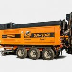 Doppstadt DW 3060 Type F Bio Shredder Hire in UK 8