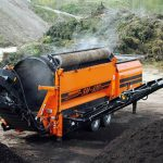 Doppstadt SM 620 Trommel Hire In The UK 2