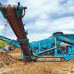 Powerscreen Warrior 800 Hire in UK 2