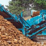 Powerscreen Warrior 800 Hire in UK 4