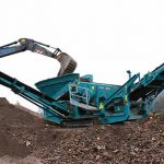 Powerscreen Warrior 800 Hire in UK 5