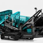 Powerscreen Warrior 800 Hire in UK 8